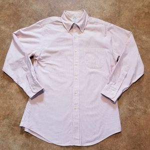 Brooks Brothers button down shirt.